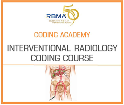 Coding Academy: Interventional Radiology Coding Course