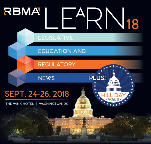 Legislative Education & Regulatory News and Hill Day